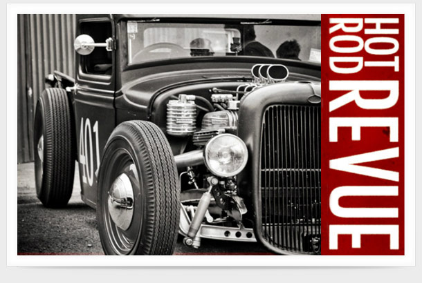 Hot Rod Revue 6